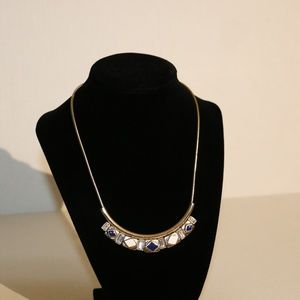 The Limited Gold tone Necklace J36